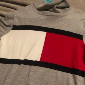 Tommy Hilfiger Low Cut Turtle Neck Pullover